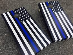 American Flag Specs Thin Blue Line Boards Police Boards Thin