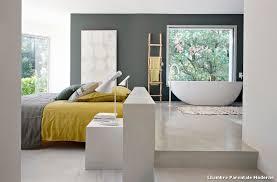 chambre parentale moderne chambre parentale moderne chambre parentale avec salle de bain