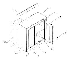 kitchen cabinet diagram kitchen cabinet parts and accessories kitchen design ideas