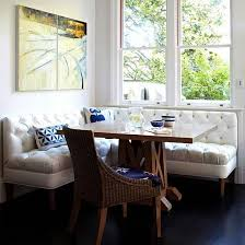 Banquette Dining Room Sets - Banquette dining room furniture