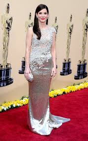 The Blind Side Actress Oscars Fashion What Best Actress Winners Wear Lookbook