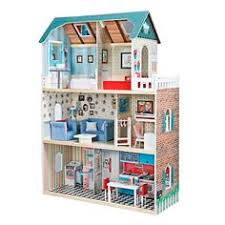 Modistamodesta Another Large Barbie House by Mansion Kidkraft Doll House Furniture Elevator Wooden Elf On A