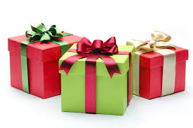 opulent decorative christmas gift boxes magnificent happy holidays