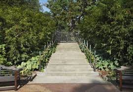 Michigan Botanical Gardens Made Gates And Stair Rails For The W J Beal Botanical