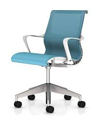 prb office chairs  the herman miller setu chair with setu chair in peacock material from prbofficechairscouk