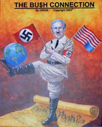 George H W Bush Date Of Birth George Bush Sr Scherff 4th Reich In The Usa Deathbed