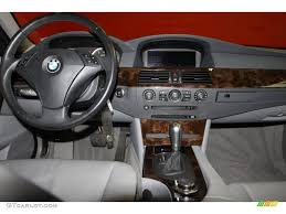 bmw 5 series dashboard 2006 bmw 5 series 525i sedan dashboard photos gtcarlot com