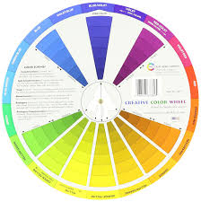 amazon com creative color wheel