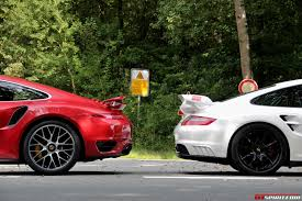 detroit 2016 porsche 911 carrera s cabriolet gtspirit porsche 991 turbo s vs 997 gt2 cars and anything fast