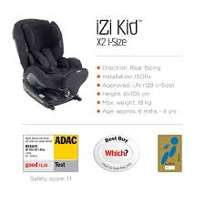 siege auto kiddy crash test how did besafe child car seats perform in crash tests adac car