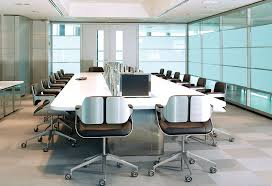 Interactive Meeting Table Command Center Technology Tables Room Conference Tables