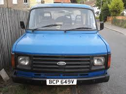 ford transit diesel for sale ford transit mk2 1980v 2 5diesel recovery truck beavertail