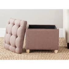 Brown Ottoman Home Decorators Collection Brown Storage Ottoman Cnf1400 The
