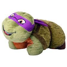 Cushion Pets Turtle Pillow Pet
