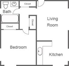 one bedroom one bath house plans best 25 one bedroom house plans ideas on one bedroom