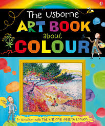 books about home design usborne art book about colour u201d at usborne books at home organisers