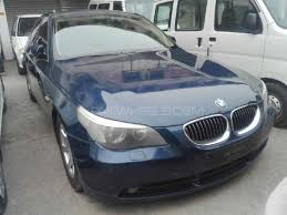 bmw 5 series differences bmw 5 series 525i 2007 for sale in islamabad pakwheels