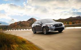 Subaru Legacy Redesign Will The Pricier 2018 Subaru Legacy Offer More For Stamford