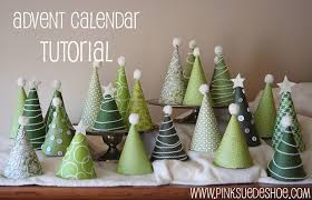 Advent Decorations Homemade Christmas Decorations Vicky Myers Creations