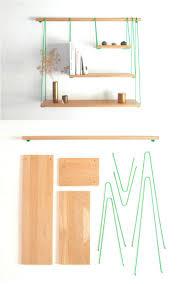diy simple fireplace mantel shelf easy bookshelf ideas hanging