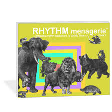 rhythm menagerie an exciting reproducible rhythm series for