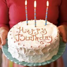 cakes for birthdays white birthday cake with italian meringue icing recipe myrecipes