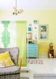 Fabric Room Divider How To Make A Fabric Room Divider Apartment Therapy