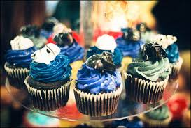 wars cupcakes wars party idea for kids food birthday cakes