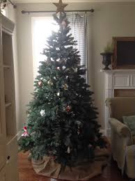 right up my alley how to make your fake christmas tree look not