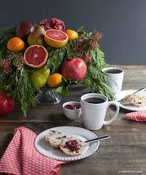 fruit centerpieces make a gorgeous fresh fruit centerpiece lia griffith