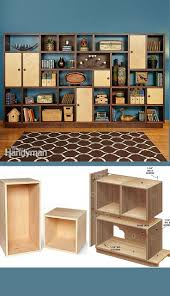 furniture home ana white bookshelf wall unit diy projects with