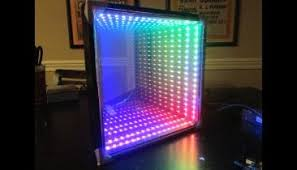 bathroom infinity mirror building a mind boggling infinity mirror part 3 ee times