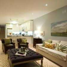 Easy Ways To Brighten Up A Dark Basement Hgtv Basements And Dark - Family room in basement
