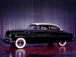 mercury eight monterey coupe 1950 cars pinterest coupe