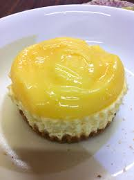 Lemon Cheesecake Decoration Mini Lemon Cheesecake Chen Chen U0027s