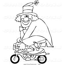 circus clown face clip art black and white u2013 clipart free download