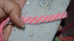 How To Decorate Nails At Home Friendship Band Diy How To Make Friendship Band At Home