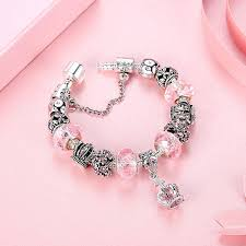 murano bracelet charms images European fashion charm bracelet with murano glass beads jpg