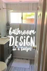 Interior Design On A Budget Bathroom Design On A Budget All Things Graceful