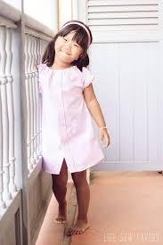 daddy u0027s shirt dress with free pattern life sew savory