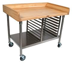 stainless steel butcher table john boos butcher block table kitchen tables john boos stainless