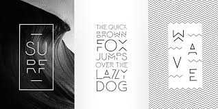 design lines font fashion fonts bypeople 10 submissions