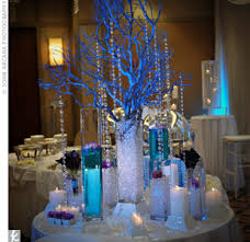 blue centerpieces blue wedding flower centerpieces the wedding specialiststhe