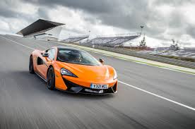 2016 mclaren 570s coupe first drive motor trend