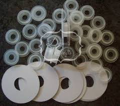 empty ribbon spools 25 1 4 or 3 8 empty ribbon spools plastic with or without