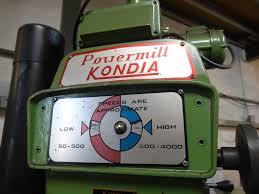 kondia powermill with numericon cnc 850 4