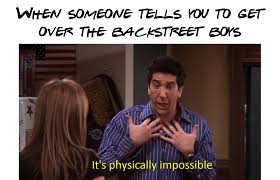 Backstreet Boys Meme - cruising with the backstreet boys 2017