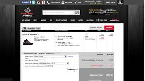 how to use a promo code at footlocker youtube