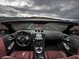 Nissan 370z Interior Nissan 370z Roadster 2010 Pictures Information U0026 Specs