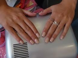 photo ongles gel fluffy nails pose 25 pose d u0027ongles en gel naturelle avec